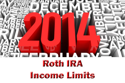 2014 Roth IRA income limits