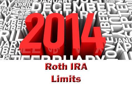 2014 Roth IRA limits