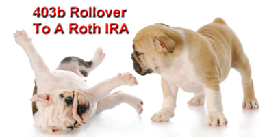 403b Rollover To A Roth IRA