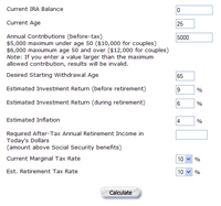 Best Roth IRA Calculators