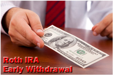 Roth IRA Early Withdrawal