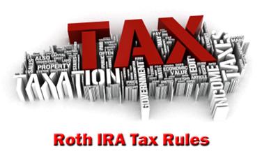 Roth IRA Tax Rules