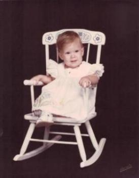 Jen at one year