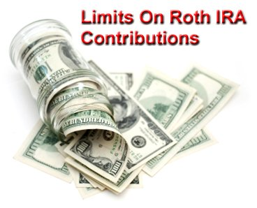 Limits on Roth IRA Contributions
