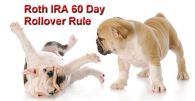 Roth IRA 60 Day Rollover Rule