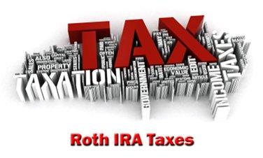 Roth IRA Taxes